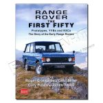 DA3202 RANGE ROVER THE FIRST FIFTY PROTOTYPES