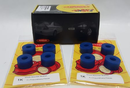 PBSET7C Polyurethane Front Shock Absorber Bushes by Polybush